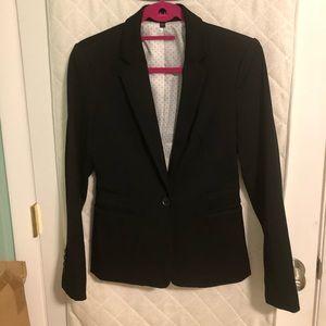 Express Black Suit Blazer